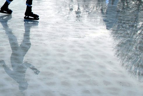 Ice skating experience
