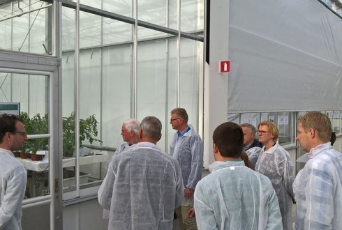 "Start of new Public-Private Cooperation ""Prevention and Control of leaching from greenhouses"""