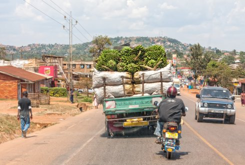 Developing an efficient logistics network for fresh horticultural produce in Ghana