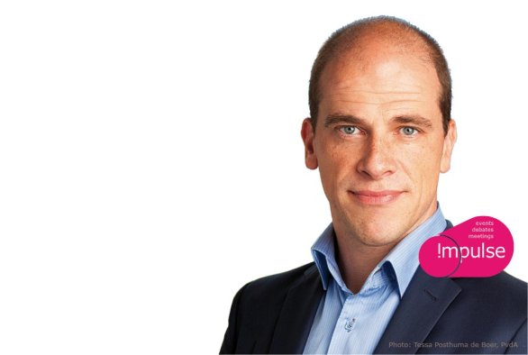 Diederik Samsom: houses without natural gas