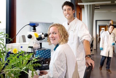 Contact Wageningen Plant Research