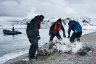 The Arctic: a hotspot for marine litter
