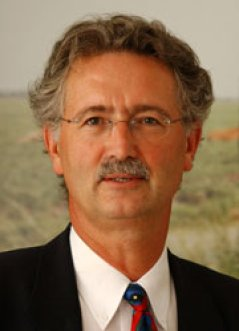 André van der Zande - Secretary General   Ministery of Agriculture Nature and Food Quality