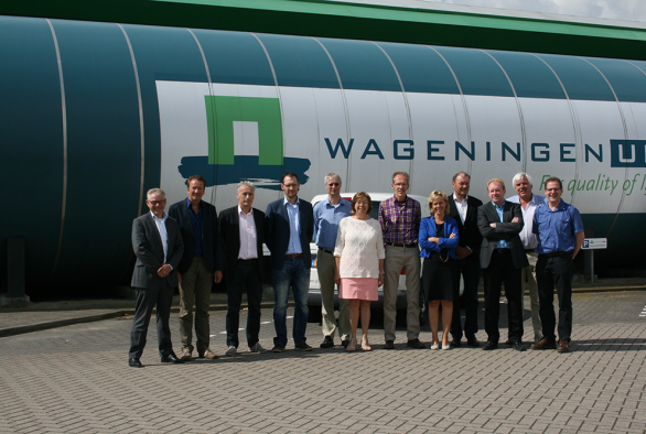 International cooperation Wageningen UR and Lentiz