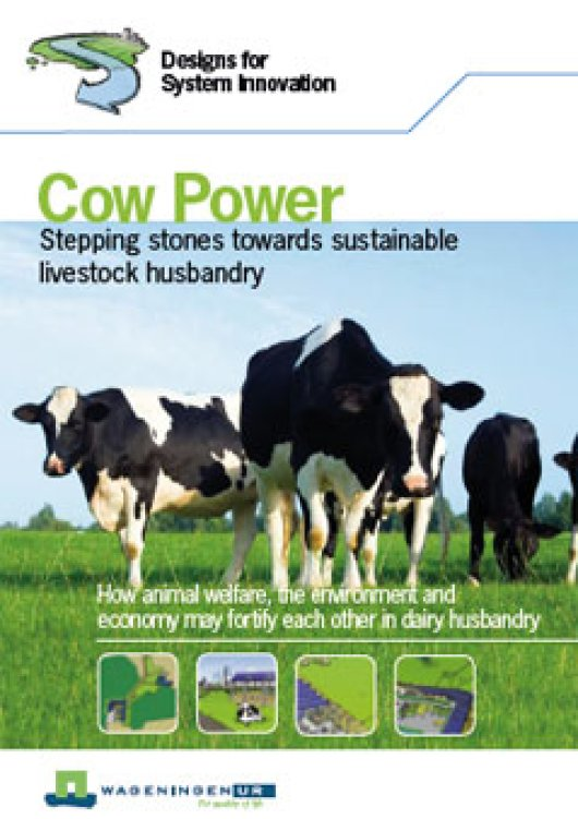 Cow Power - Stepping stones to a sustainable husbandry
