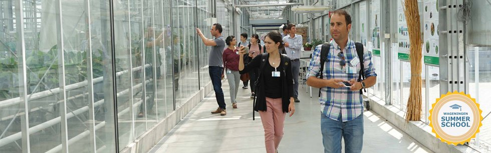 Summer School Wageningen Netherlands
