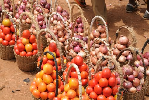 Value chain innovations: agriculture to nutrition