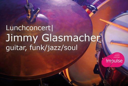 Jimmy Glasmacher   guitar, funk/jazz/soul impulse WUR