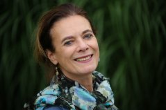 Prof.dr.ir. Louise O. Fresco, qq Executive Board Wageningen University & Research;