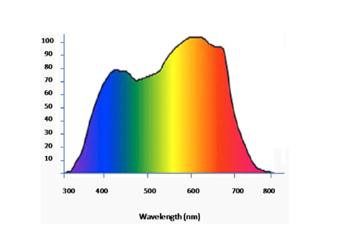 Effects Of Different Solar Spectrum Lamps Om Photosynthesis And