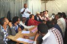 Ethiopian DairyBISS continues with technical training