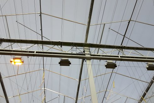 Impact of screen gaps above the central path of a greenhouse with Ventilation Jets system