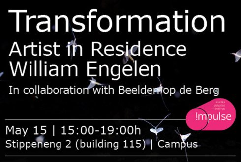 Transformations - William Engelen, Artist in Residence