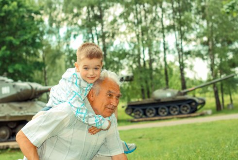 Impacts of Conflict Across Generations