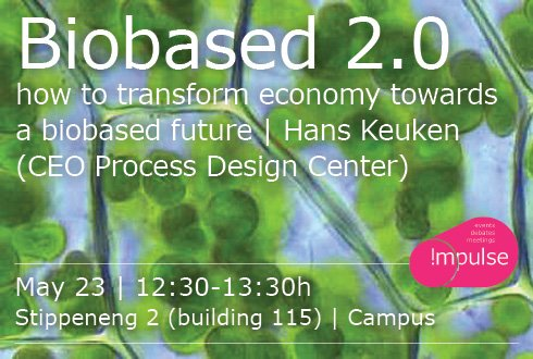 Biobased 2.0, how to transform economy towards a biobased future