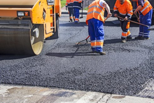 Zeeland's road trial section of bio-asphalt: a world first