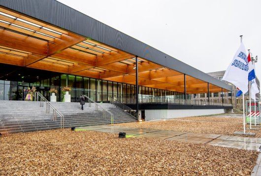 Six months of Unilever on Wageningen Campus