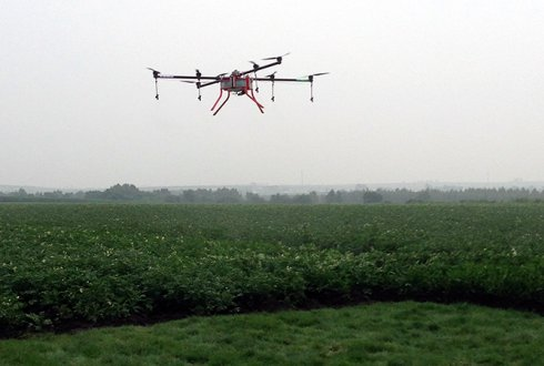 Mainstreaming precision farming