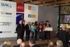 Students from Wageningen win EcoTrophelia Europe with nutritious product