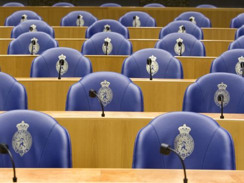 Tweede kamer debatteert met minister over waterbeleid unie van