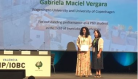 Gabriela Maciel Vergara wins Mauro Martignoni Award of the Society of Invertebrate Pathology