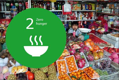 Zero hunger, WURSustainable development goal