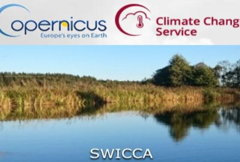 New service for climate change adaptation in water management