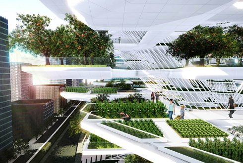 innovatiewedstrijd Design the Ultimate Urban Greenhouse