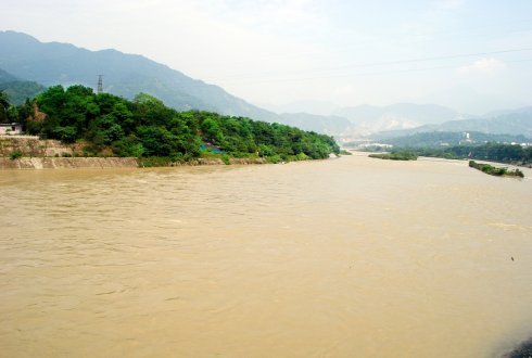 Flood analysis in the Wei River basin, China