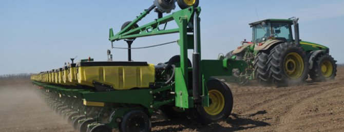 Equipment agriculture Russia