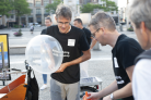 Weather balloon research: Amsterdam's urban dome 120 meters high during last heat wave
