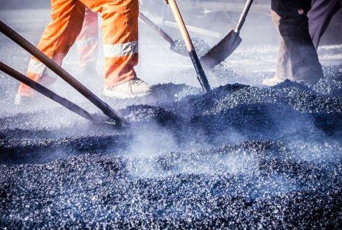 bio asfalt met lignine in zeeland wageningen ur. Black Bedroom Furniture Sets. Home Design Ideas