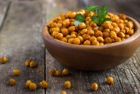 AF-15286 Chickpea for production of proteins for inclusion into the human diet