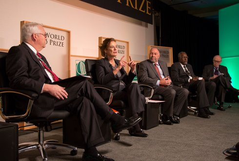 World Food Prize for four outstanding researchers - WUR