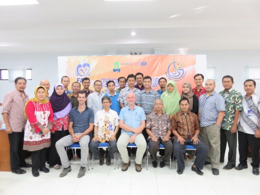 The FAFI course in Indonesia
