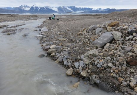 Research to enhance sustainability in the Arctic