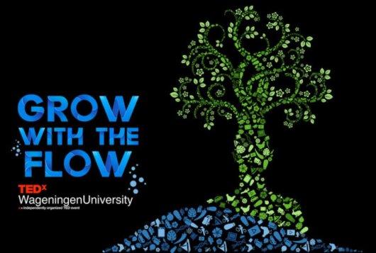 TEDx Wageningen University 2019 'Grow with the Flow!'