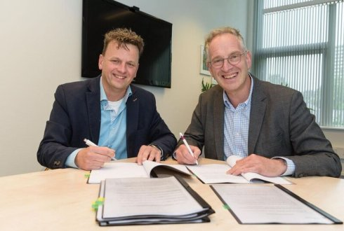Wageningen University & Research and IPSS Engineering sign long term agreement
