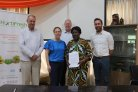 Rabobank Foundation and HortiFresh sign financial agreement with Joekopan vegetable exports