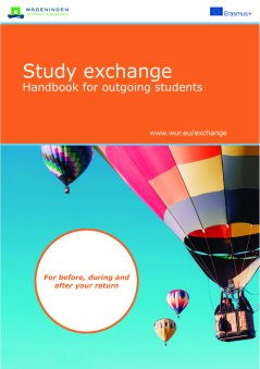 Study exchange: Handbook for outgoing students