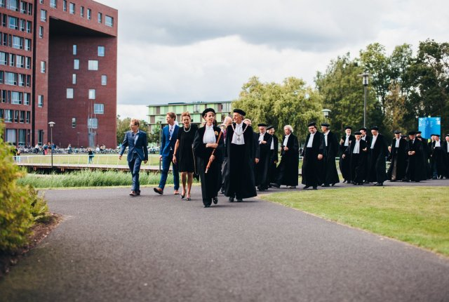 Dies Wageningen University & Research 2018 - 100 jaar
