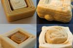 3D printed cookie