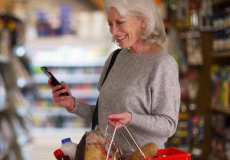 Call for partners: Increasing the protein intake of elderly consumers