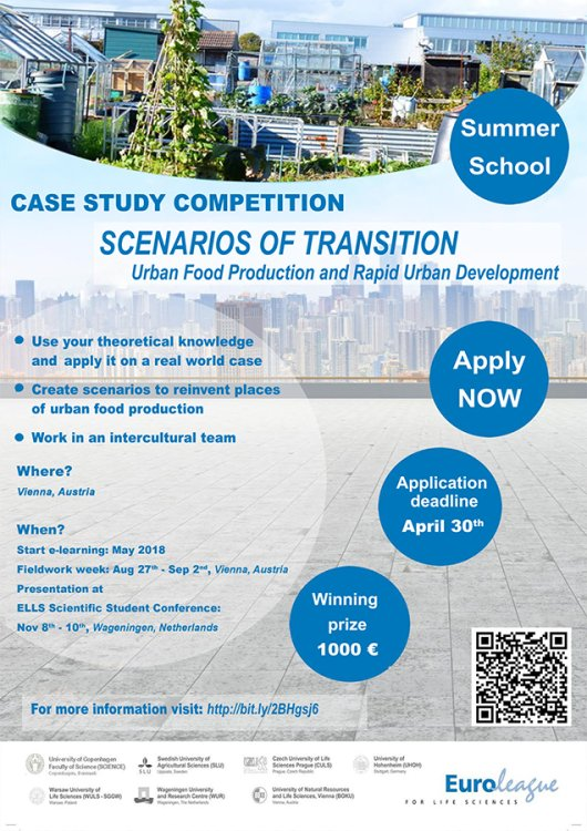 2018 ELSS Study Competition - Summer School 1