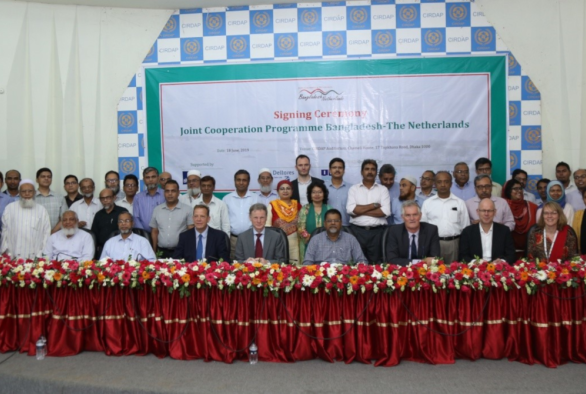 JCP: Joint Cooperation Programme Bangladesh – the Netherlands
