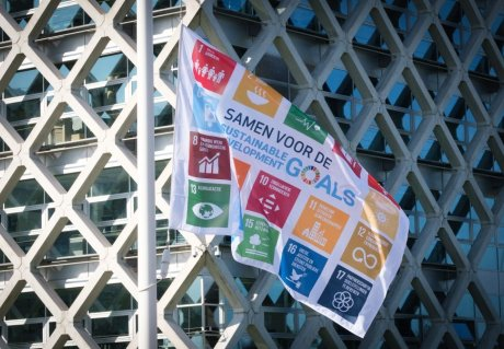 WUR influential in research on sustainable development goals