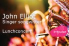 Lunch concert: John Elliot