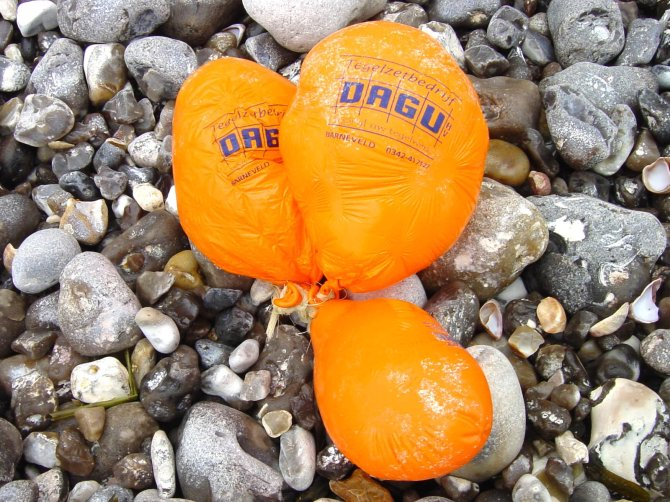 How harmful are balloons and their debris to nature? After all, aren't they made of latex, a natural rubber, and therefore biodegradable? Wageningen Marine Research provides 5 facts & figures to help you decide: to release balloons, or to keep them on the ground?