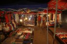 Luang Prabang Night Market in Lao PDR