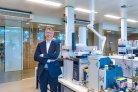 """NIOO's Geert de Snoo: """"Proximity helps in collaborating"""""""